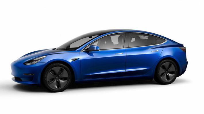 史上最严苛碰撞测试 Model 3的成绩出人意料