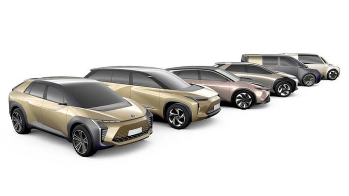 丰田和雷克萨斯将在2021年推出三款纯电动车