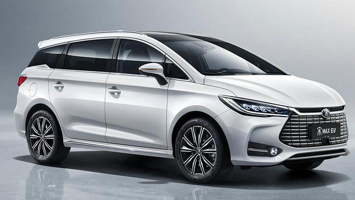 比亚迪宋MAX EV限量版上市 售价17.98-19.98万