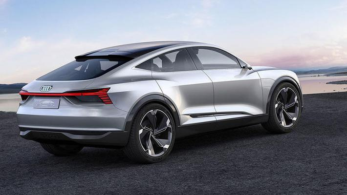 福特奥迪将推新款纯电车型!洛杉矶车展前瞻