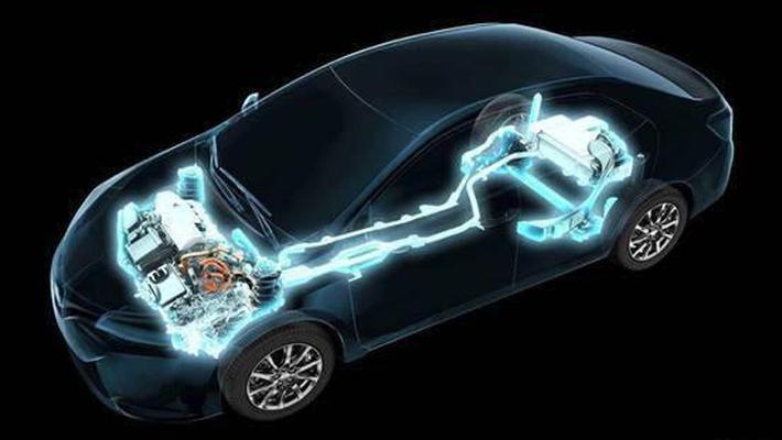 豪华硬派SUV也玩纯电动 去越野还要配保障车?