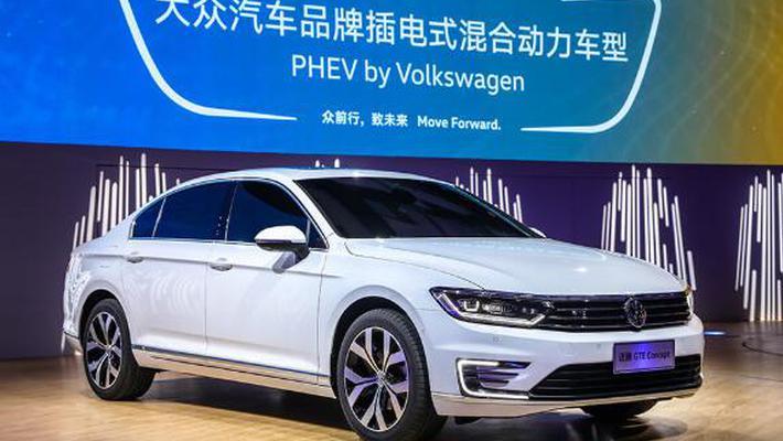 新能源再发力 新款迈腾GTE广州车展首发