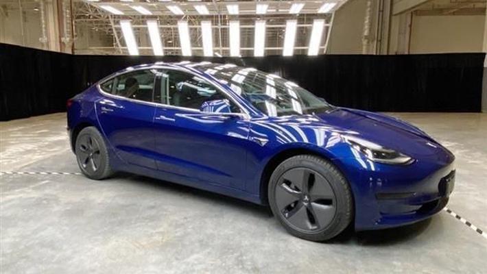 动力小幅提升 国产特斯拉Model 3申报图曝光