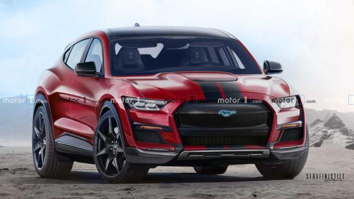 福特计划推出Shelby版本Mustang Mach-E