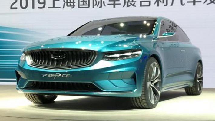 吉利明年将推6款新车 领克05领衔-icon即将上市