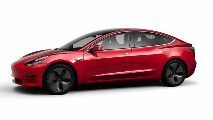 特斯拉国产Model 3将享新能源补贴