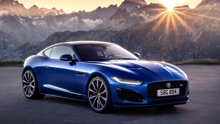 捷豹将推新系列运动车型 2021年发布换代F-Type