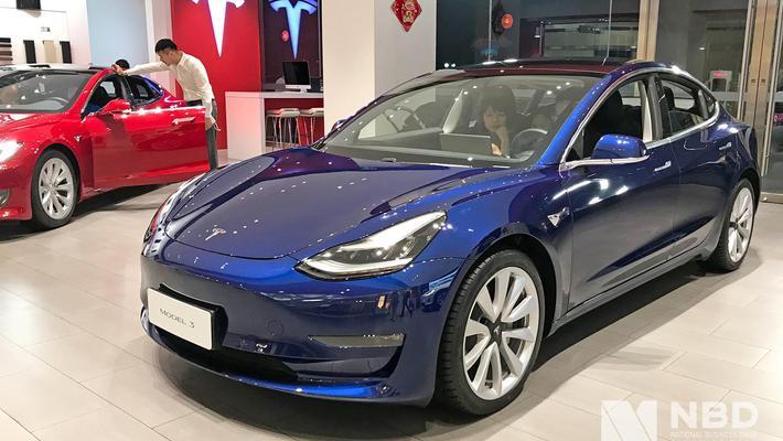 2020年1月1日起 进口Model 3价格将上调