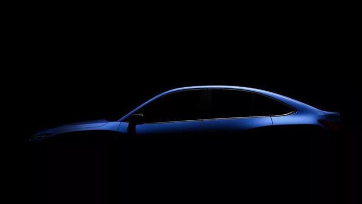 蔚来全新轿跑SUV预告图发布 12月28日上市