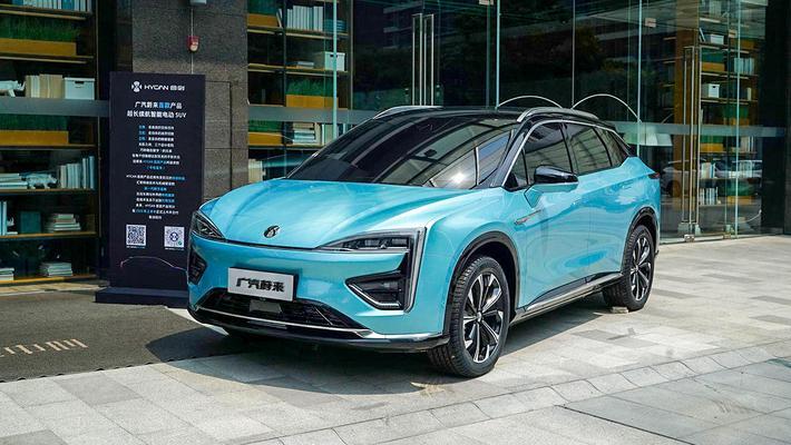 续航650公里 广汽蔚来首款SUV将本月底上市