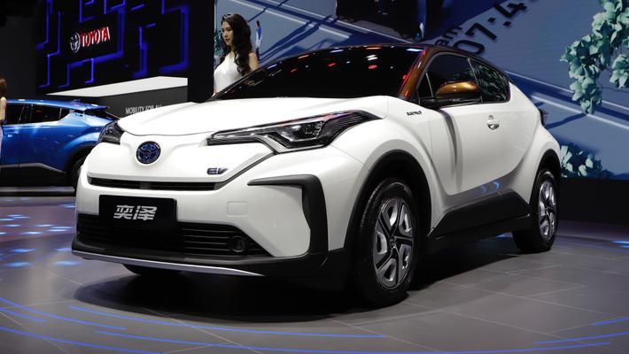 一汽丰田奕泽E擎搭150kw电机 明年上半年上市