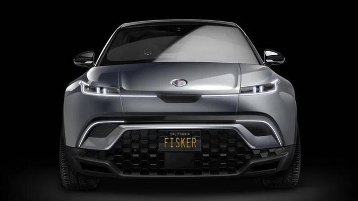 2020CES:Fisker Ocean首发 对标特斯拉Model Y