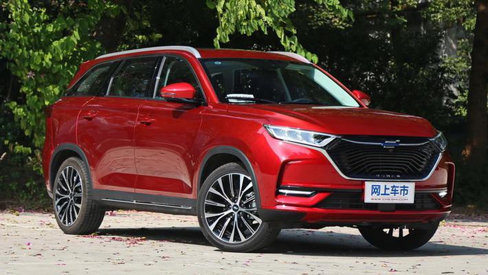 长安欧尚2020年将推3款新车 X7电动版SUV领衔