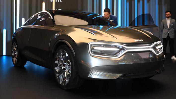 起亚Imagine概念车将在2021年推出量产版车型