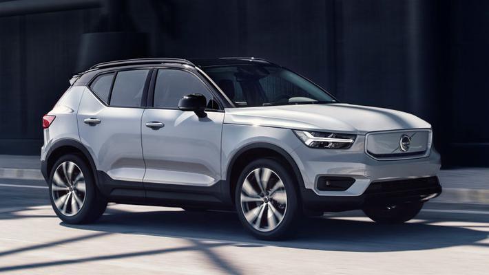沃尔沃将推首款纯电动车 XC40 P8 AWD