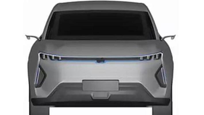 或2020年上市 威马汽车新车专利图曝光