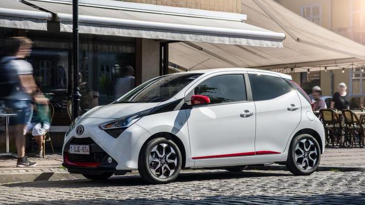 下一代丰田Aygo将推出电力驱动车型