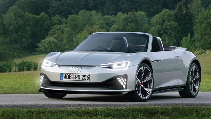 大众将推ID R电动跑车 全新开发电池技术