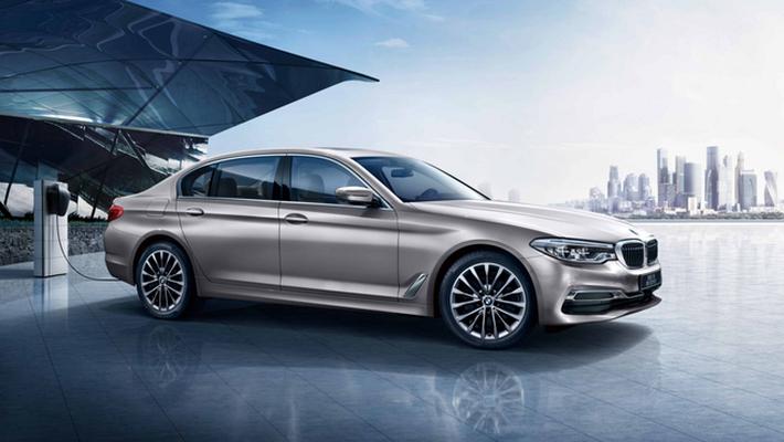 BMW 5系插电式混合动力里程升级版上市 售价49.99万起