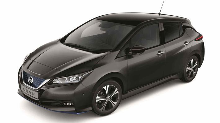 日产将在英国推出聆风N-Tec特别版车型