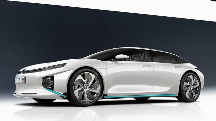 雪铁龙新旗舰轿车2021年问世 采用纯电动设计