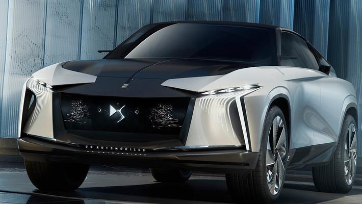 DS全新概念车3月5日发布 百公里加速仅2.8秒
