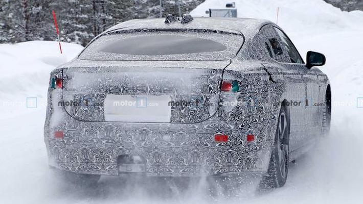 全新一代捷豹XJ电动版谍照首曝 对手锁定特斯拉Model S