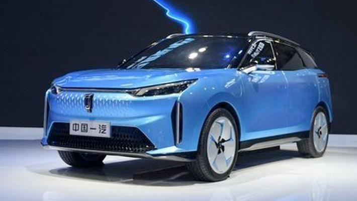 奔腾纯电动SUV下月预售或20万起 续航里程450km