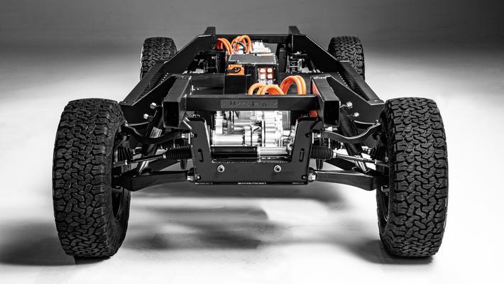 博林格汽车发布重型架构电动底盘平台 打造2款新车