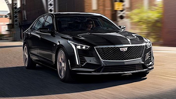 凯迪拉克:如果CT6有后续车型将会是一款纯电动产品
