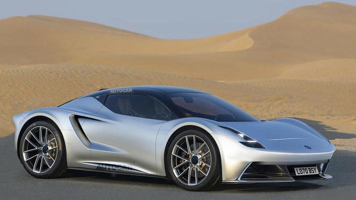莲花Esprit配备V6混动系统 预计明年推出