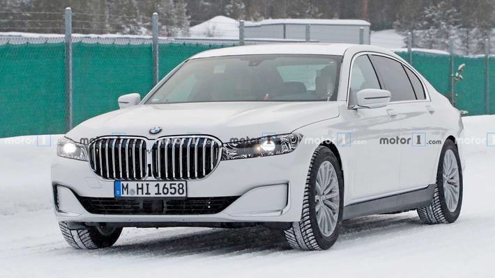 2022年发布 新一代宝马7系将推纯电动版旗舰车型