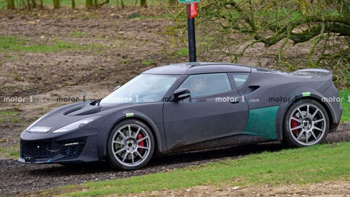 路特斯Esprit替代车型谍照曝光 将于明年发布