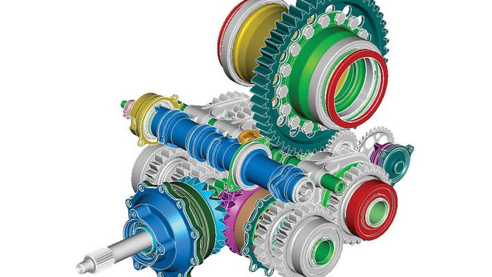 未来变速箱科技为新能源动力做出改进