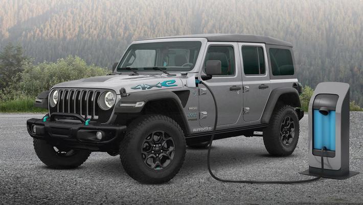 插电式混动车将引领Jeep未来 或将推出纯电版牧马人