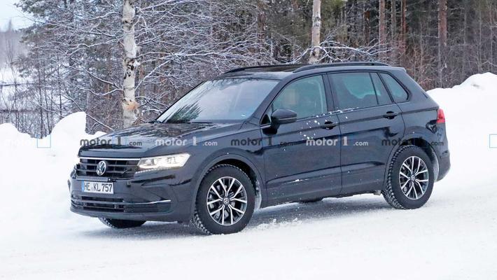 大众Tiguan和Arteon混动车型将发布