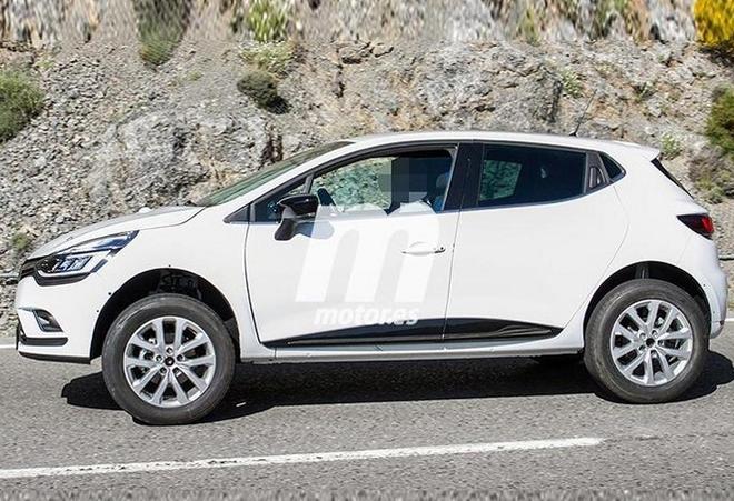 雷诺全新小型轿车 搭奔驰发动机