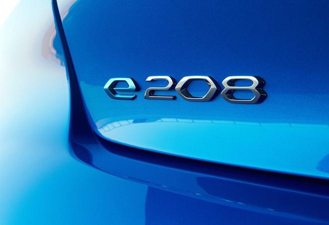 起售价约合人民币22万 标致e-208公布英国市场售价