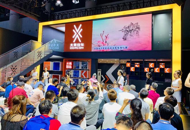 2019成都车展:大乘汽车多款车型亮相