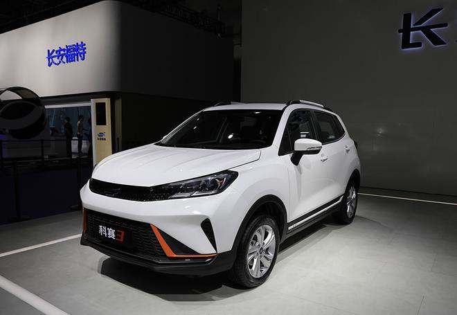 2019重庆车展 长安欧尚携多款新车亮相