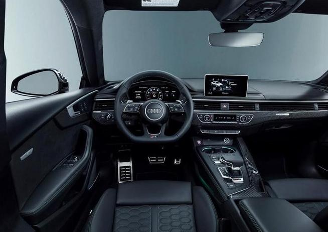 奥迪RS5轿跑版曝光 限量发售250台