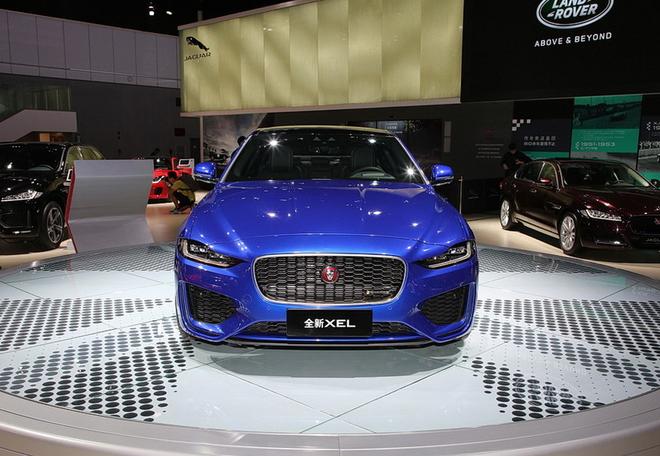 新款捷豹XEL中期改款车型 增1.5T发动机