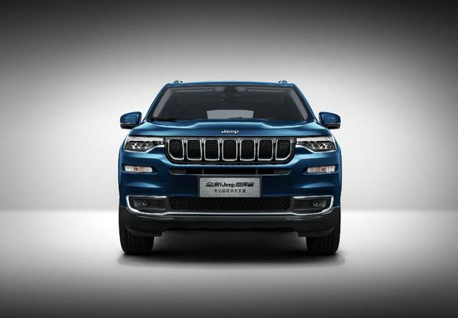 全新Jeep指挥官正式上市 售25.98-31.98万