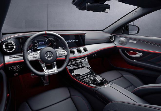 售94.88万起 AMG E 53轿车/轿跑车上市