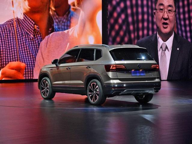 大众全新SUV THARU内饰谍照 将于年内上市