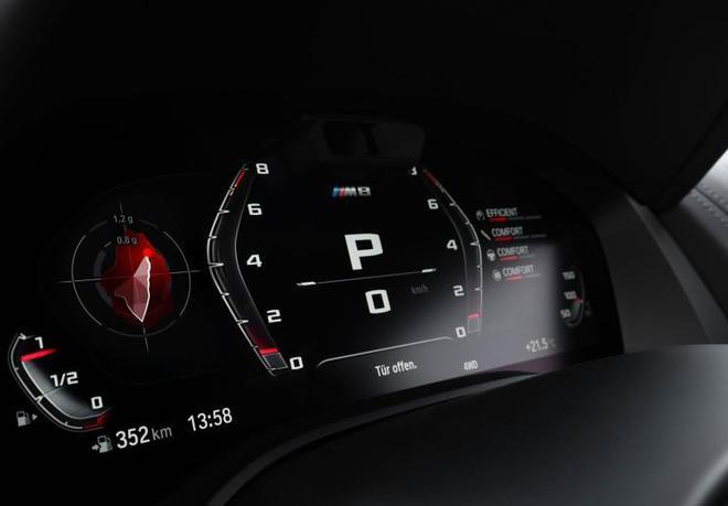 又快又酷的高性能GT 宝马M8官图发布