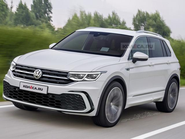 2020日内瓦车展最值得期待的五大车型 新款途观领衔