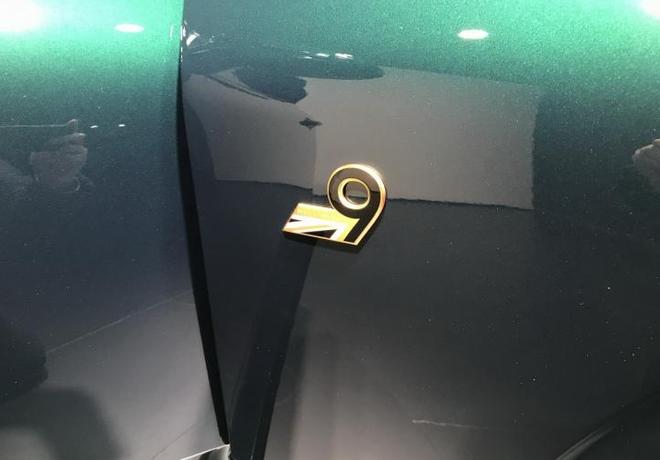 2019日内瓦车展 欧陆GT Number 9 Edition发布