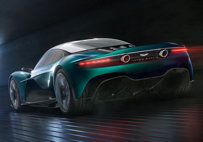 阿斯顿·马丁Vanquish Vision概念车