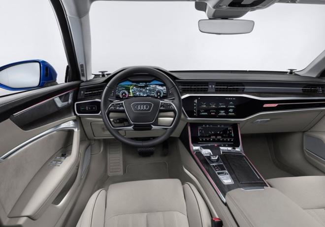 全新奥迪A6 Avant官图发布